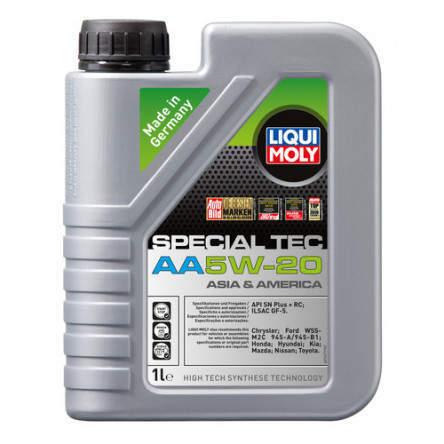 Olej Liqui Moly Special Tec Asia & America 5W20 1L