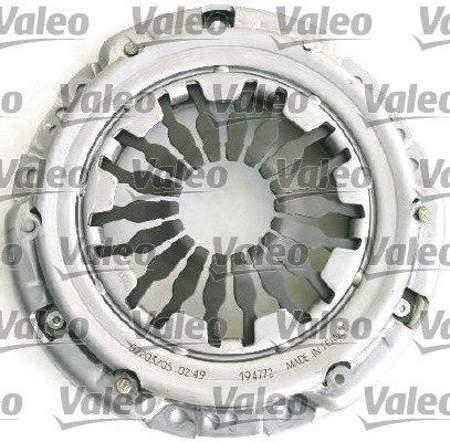 Zestaw sprzęgła Valeo Renault Clio III 1.2 16V