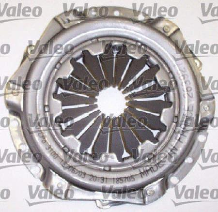 Zestaw sprzęgła Valeo Renault R19 II